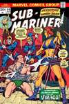 Sub-Mariner #64 comic books - cover scans photos Sub-Mariner #64 comic books - covers, picture gallery