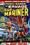 Sub-Mariner #65 comic books - cover scans photos Sub-Mariner #65 comic books - covers, picture gallery