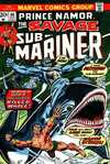 Sub-Mariner #66 comic books - cover scans photos Sub-Mariner #66 comic books - covers, picture gallery