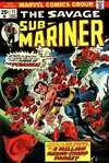 Sub-Mariner #71 comic books - cover scans photos Sub-Mariner #71 comic books - covers, picture gallery