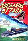 Submarine Attack #36 comic books - cover scans photos Submarine Attack #36 comic books - covers, picture gallery