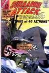 Submarine Attack #48 comic books - cover scans photos Submarine Attack #48 comic books - covers, picture gallery