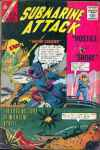 Submarine Attack #43 comic books - cover scans photos Submarine Attack #43 comic books - covers, picture gallery