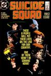 Suicide Squad comic books