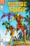 Suicide Squad #11 comic books - cover scans photos Suicide Squad #11 comic books - covers, picture gallery