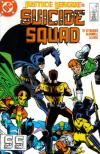 Suicide Squad #13 comic books - cover scans photos Suicide Squad #13 comic books - covers, picture gallery
