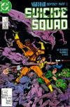 Suicide Squad #15 comic books - cover scans photos Suicide Squad #15 comic books - covers, picture gallery