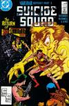 Suicide Squad #16 comic books - cover scans photos Suicide Squad #16 comic books - covers, picture gallery