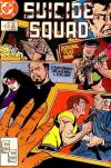 Suicide Squad #19 comic books - cover scans photos Suicide Squad #19 comic books - covers, picture gallery