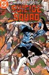 Suicide Squad #20 comic books - cover scans photos Suicide Squad #20 comic books - covers, picture gallery