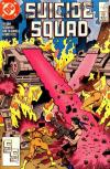 Suicide Squad #23 comic books - cover scans photos Suicide Squad #23 comic books - covers, picture gallery