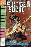 Suicide Squad #26 comic books - cover scans photos Suicide Squad #26 comic books - covers, picture gallery