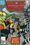 Suicide Squad #3 comic books - cover scans photos Suicide Squad #3 comic books - covers, picture gallery