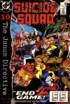 Suicide Squad #30 comic books - cover scans photos Suicide Squad #30 comic books - covers, picture gallery