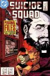 Suicide Squad #31 comic books - cover scans photos Suicide Squad #31 comic books - covers, picture gallery