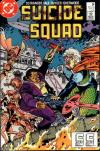Suicide Squad #34 comic books - cover scans photos Suicide Squad #34 comic books - covers, picture gallery