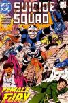 Suicide Squad #35 comic books - cover scans photos Suicide Squad #35 comic books - covers, picture gallery