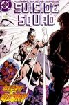 Suicide Squad #36 comic books - cover scans photos Suicide Squad #36 comic books - covers, picture gallery