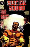 Suicide Squad #38 comic books - cover scans photos Suicide Squad #38 comic books - covers, picture gallery