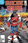 Suicide Squad #4 comic books - cover scans photos Suicide Squad #4 comic books - covers, picture gallery