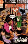 Suicide Squad #42 comic books - cover scans photos Suicide Squad #42 comic books - covers, picture gallery