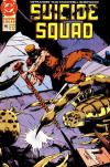 Suicide Squad #46 comic books - cover scans photos Suicide Squad #46 comic books - covers, picture gallery