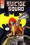 Suicide Squad #49 comic books - cover scans photos Suicide Squad #49 comic books - covers, picture gallery