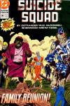 Suicide Squad #50 comic books - cover scans photos Suicide Squad #50 comic books - covers, picture gallery