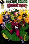 Suicide Squad #53 comic books - cover scans photos Suicide Squad #53 comic books - covers, picture gallery