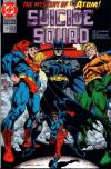 Suicide Squad #59 comic books - cover scans photos Suicide Squad #59 comic books - covers, picture gallery