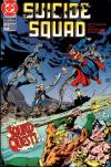 Suicide Squad #60 comic books - cover scans photos Suicide Squad #60 comic books - covers, picture gallery