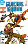 Suicide Squad #7 comic books - cover scans photos Suicide Squad #7 comic books - covers, picture gallery