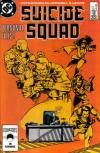 Suicide Squad #8 comic books - cover scans photos Suicide Squad #8 comic books - covers, picture gallery