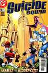 Suicide Squad #6 comic books - cover scans photos Suicide Squad #6 comic books - covers, picture gallery