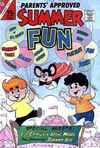 Summer Fun comic books
