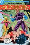 Sun Devils #11 comic books - cover scans photos Sun Devils #11 comic books - covers, picture gallery
