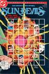 Sun Devils #12 comic books - cover scans photos Sun Devils #12 comic books - covers, picture gallery
