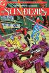Sun Devils #4 comic books - cover scans photos Sun Devils #4 comic books - covers, picture gallery