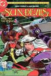 Sun Devils #5 comic books - cover scans photos Sun Devils #5 comic books - covers, picture gallery