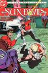Sun Devils #6 comic books - cover scans photos Sun Devils #6 comic books - covers, picture gallery