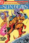 Sun Devils #8 comic books - cover scans photos Sun Devils #8 comic books - covers, picture gallery