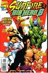 Sunfire & Big Hero Six comic books
