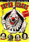 Super Circus #1 comic books - cover scans photos Super Circus #1 comic books - covers, picture gallery