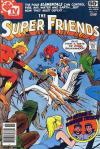 Super Friends #14 comic books - cover scans photos Super Friends #14 comic books - covers, picture gallery
