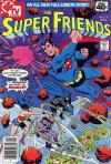 Super Friends #15 comic books - cover scans photos Super Friends #15 comic books - covers, picture gallery