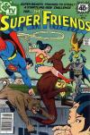 Super Friends #19 comic books - cover scans photos Super Friends #19 comic books - covers, picture gallery