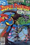 Super Friends #20 comic books - cover scans photos Super Friends #20 comic books - covers, picture gallery