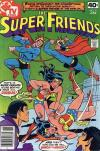 Super Friends #21 comic books - cover scans photos Super Friends #21 comic books - covers, picture gallery