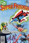 Super Friends #22 comic books - cover scans photos Super Friends #22 comic books - covers, picture gallery