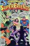 Super Friends #23 comic books for sale